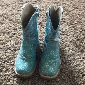Toddler Roper boots